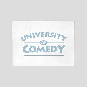 University of Comedy 5'x7'Area Rug