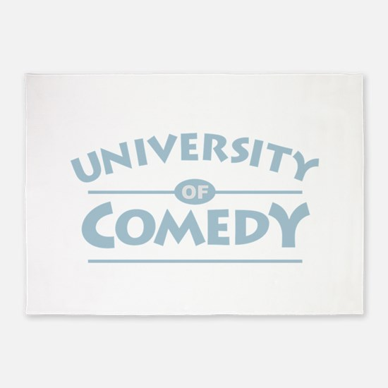 University of Comedy 5'x7'Area Rug