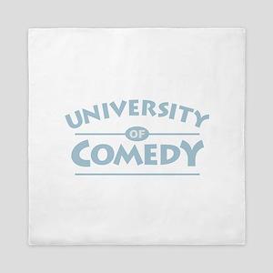 University of Comedy Queen Duvet