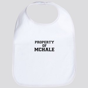 Property of MCHALE Bib