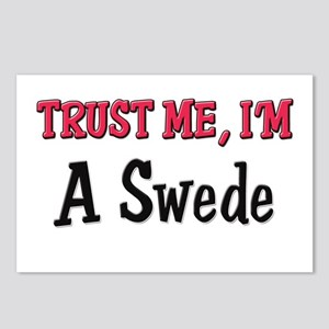 Trusty Me I'm A Swede Postcards (Package of 8)