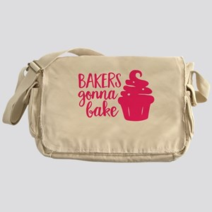BAKERS GONNA BAKE Messenger Bag