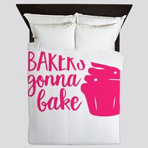 BAKERS GONNA BAKE Queen Duvet