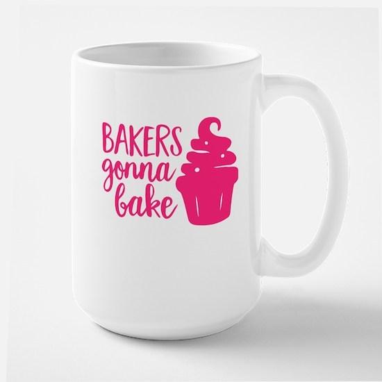 BAKERS GONNA BAKE Mugs