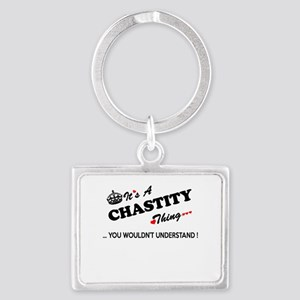 CHASTITY thing, you wouldn't understand Keychains