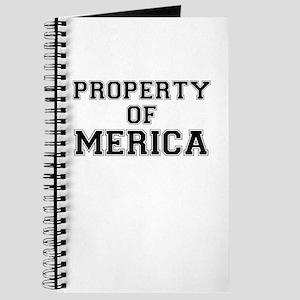 Property of MERICA Journal