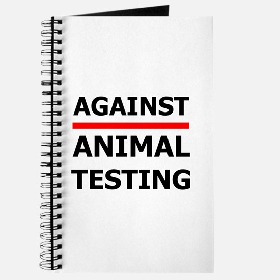 Against Testing by Leah Journal