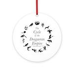 Dragaeran Cycle Ornament (Round)