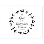 Dragaeran Cycle Small Poster
