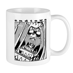Endtown: Schism Syndrome Mug Mugs