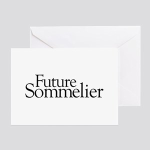Future Sommelier Greeting Card