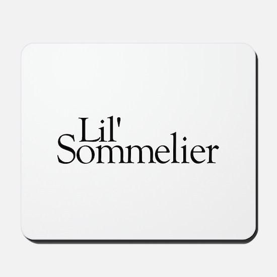 Lil' Sommelier Mousepad