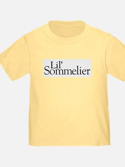 Lil' Sommelier T