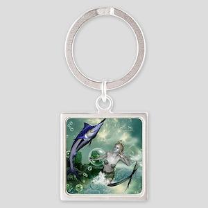Wonderful mermaid Keychains