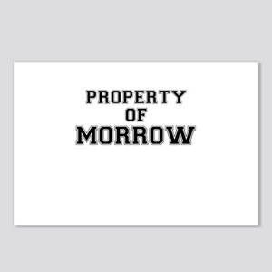 Property of MORROW Postcards (Package of 8)