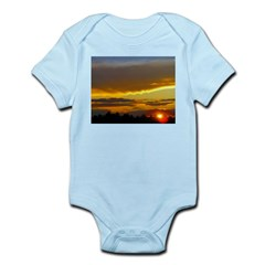 Sunset Sky Infant Bodysuit
