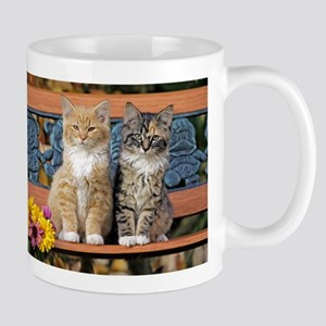 Kitten Parade Mugs
