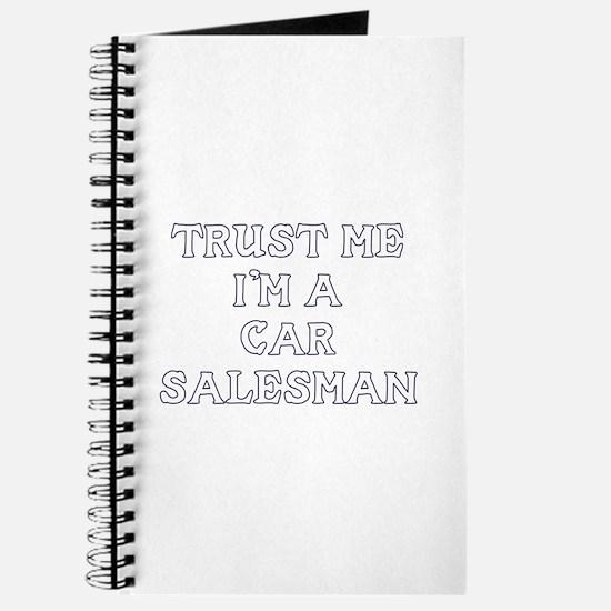 Trust Me I'm A Car Salesman Journal