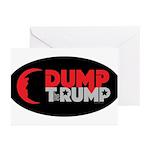 Dump Therump Greeting Cards