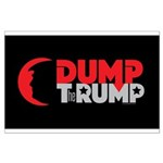 Dump Therump Posters Large Poster