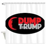 DUMP TheRUMP Shower Curtain