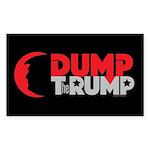 Dump Therump Sticker