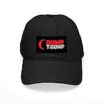 Dump Therump Baseball Hat Black Cap