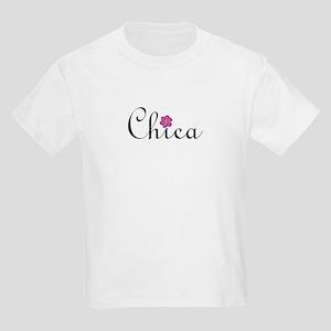 """""""Chica"""" Kids Light T-Shirt"""