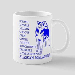 LOYAL MALAMUTE 11 oz Ceramic Mug