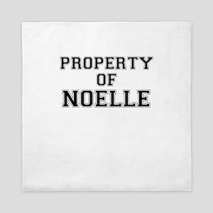 Property of NOELLE Queen Duvet