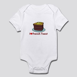 French Toast Baby Clothes Accessories Cafepress