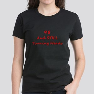 98 Still Turning Heads 1 Red T-Shirt