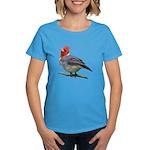 Cardinal Women's Turquoise Dark T-Shirt