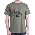 Cardinal Military Green Dark T-Shirt