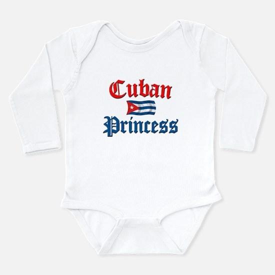 Cuban Princess II Infant Bodysuit Body Suit