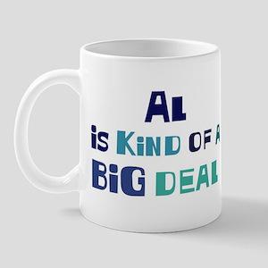 Al is a big deal Mug