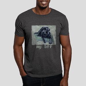 Black Lab, my bff Dark T-Shirt