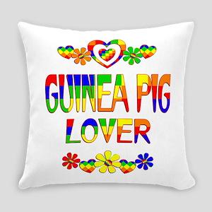 Guinea Pig Lover Everyday Pillow
