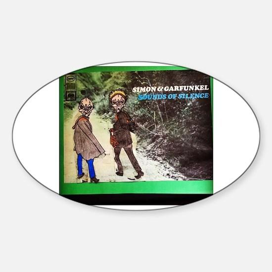 Unique Doctorwho Sticker (Oval)