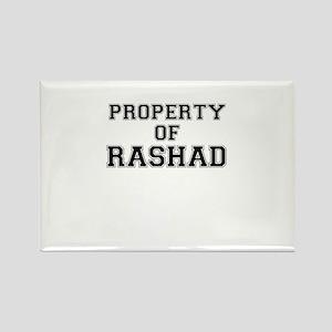 Property of RASHAD Magnets
