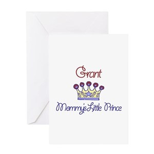 Mommy 2527s Little Prince Greeting Cards Cafepress
