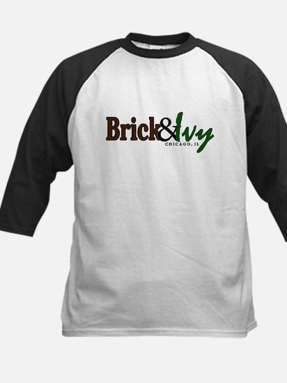 Brick & Ivy Kids Baseball Jersey