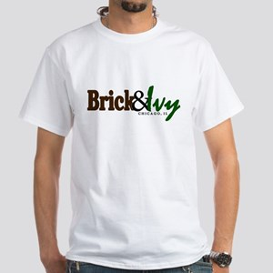 Brick & Ivy White T-Shirt