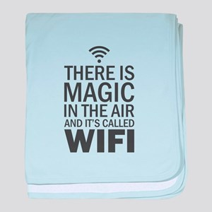 Magic in the Air baby blanket