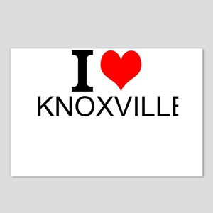 I Love Knoxville Postcards (Package of 8)