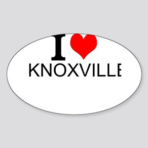 I Love Knoxville Sticker