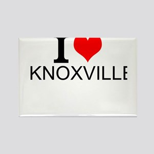 I Love Knoxville Magnets