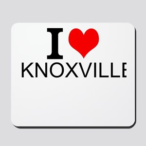 I Love Knoxville Mousepad