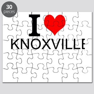 I Love Knoxville Puzzle