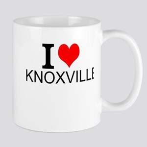 I Love Knoxville Mugs